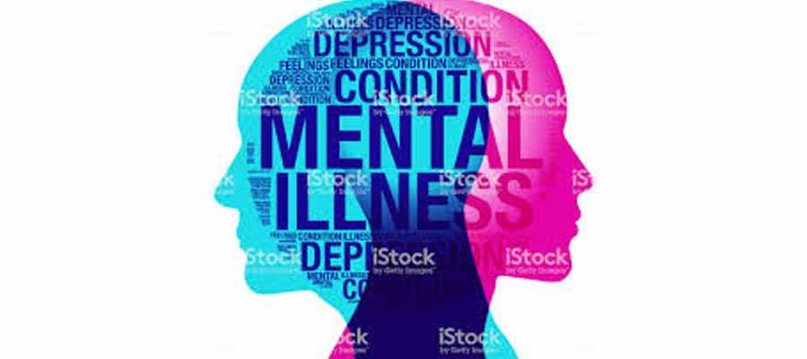 اعتیاد و بیماری های روانی
