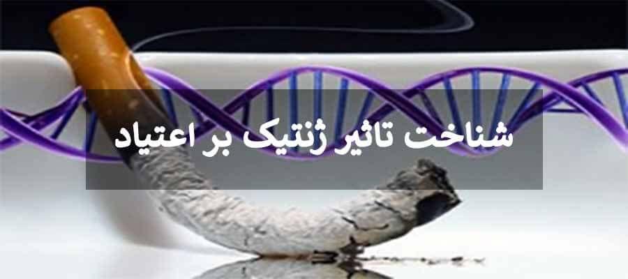 تاثیر ژنتیک بر اعتیاد